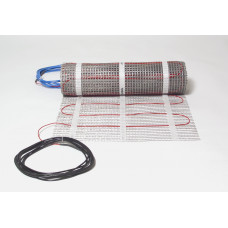 Теплый пол Devi. Нагревательный мат девимат (Devimat) DSVF-150 (1 м.кв)   140F0329