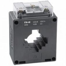ТТИ-40  300/5А  10ВА  класс точности 0,5  ИЭК