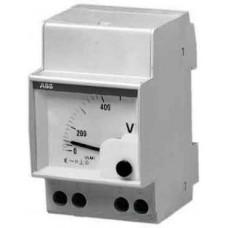 Вольтметр перем.тока прям.вкл. VLM-1-400/96