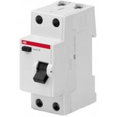 Выключатель дифференциального тока 2P, 40A, 300мA, AC, BMF43240