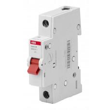 Выключатель нагрузки 1P, 25A, BMD51125
