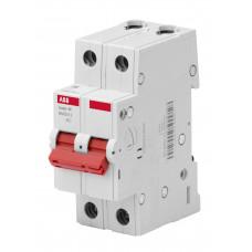 Выключатель нагрузки 2P, 25A, BMD51225