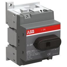 Выключатель нагрузки для работы на постоянном токе OTDC16F3 16 А 1000 В