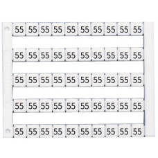 Я_Вертик. марк-ка (91-100), DY10/6.5, 1 пластина - 30 шт. (500шт/упак)